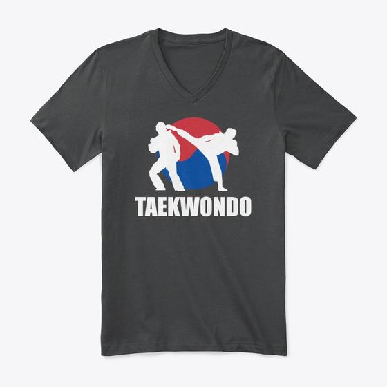 Taekwondo Fighter Tee
